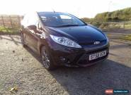 Ford Fiesta 1.25 2007.25MY Zetec Blue for Sale