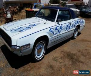 Classic Ford Thunderbird  1968    / not chev holden nissan toyota  for Sale