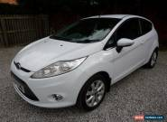 Ford Fiesta 1.25 ( 82ps ) 2011MY Zetec for Sale