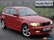2012 BMW 1 Series 2.0 118d Sport 3dr for Sale