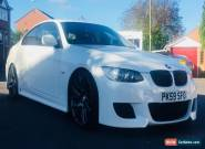 2009/59 BMW 3 Series AutoVogue Highline Coupe, Alpine White, Full MOT, Stunning. for Sale