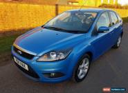 2011 FORD FOCUS 1.8 PETROL ZETEC, ONLY 66000 MILES for Sale
