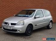 2005 05 RENAULT CLIO 1.1 EXTREME 4 DYNAMIQUE 16V 3D 75 BHP for Sale