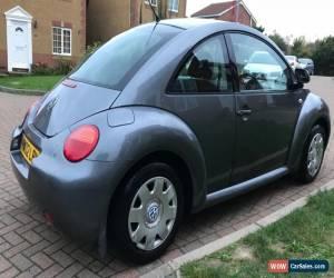 Classic VW Beetle 1.6 Petrol (2002) **SPARE/REPAIR** for Sale