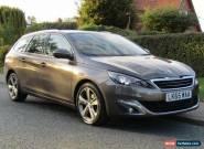 2015 Peugeot 308 2.0 BLUEHDi 150 BHP ALLURE 5DR TURBO DIESEL ESTATE ** FULL H... for Sale