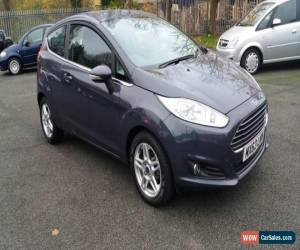 Classic 2013 (63) FORD FIESTA 1.5 ZETEC TDCI 3DR for Sale