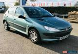 Classic Peugeot 206 LX 1.4 5 door in Green for Sale