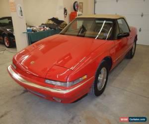Classic Buick: Reatta for Sale