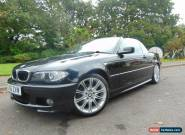2006 BMW 318 2.0Ci M Sport Convertible Full Service History June 2018 MOT  for Sale