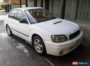 1999 Subaru Liberty (Gen3) Sedan - Gearbox issue for Sale