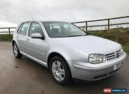 2004/04 VOLKSWAGEN GOLF GT TDI 1.9 DIESEL 130 BHP 5DR IN SILVER 6 SPEED  for Sale