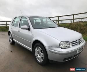 Classic 2004/04 VOLKSWAGEN GOLF GT TDI 1.9 DIESEL 130 BHP 5DR IN SILVER 6 SPEED  for Sale