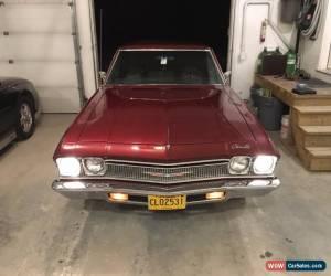 Classic Chevrolet: Chevelle Malibu for Sale