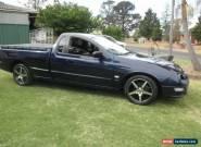 FORD FALCON UTE AU 2002 for Sale