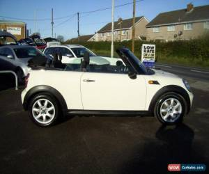 Classic 2010 MINI CONVERTIBLE  CONVERTIBLE PETROL for Sale