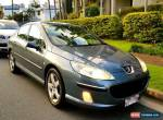 2006 Peugeot 407 SV Sports - Very Good Condition - Stunning Car - Rego and RWC for Sale