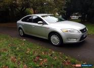 2010 Ford Mondeo 2.0TDCi 6 SPEED 163 bhp Zetec for Sale