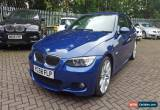 Classic BMW 325 3.0TD auto 2009MY d M Sport for Sale