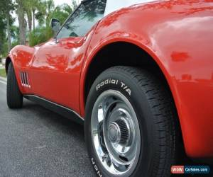 Classic 1968 Chevrolet Corvette for Sale