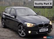 2011 BMW 1 Series 2.0 118d Sport 5dr for Sale