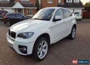 2012 BMW X6 3.0 30d Auto XDrive 5 Seats 87000 Miles 1 Owner Excellent Condition  for Sale
