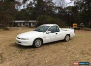 1995 vr ute holden commodore for Sale