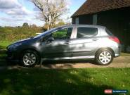2008 Peugeot 308 1.6 VTi ( 120bhp ) S for Sale