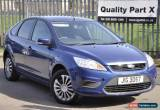 Classic 2010 Ford Focus 1.8 Style 5dr for Sale