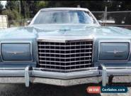 Ford: Thunderbird Diamond Jubilee Edition for Sale