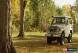 Classic 1988 Toyota Land Cruiser BJ74 for Sale