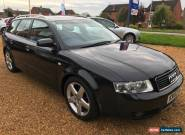 Audi A4 Avant 1.8 T Sport Cambelt done at 136K Full Mot and Full Service History for Sale