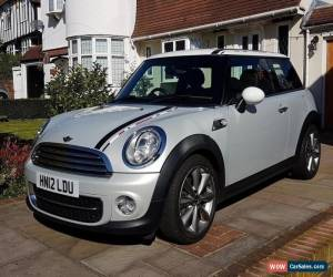 Classic 2012 MINI Hatch 2.0 Cooper D London 12 3dr for Sale
