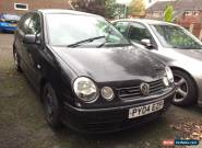 2004 VOLKSWAGEN POLO 1.4 TDI FACELIFT for Sale