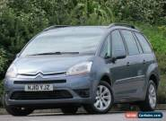 Citroen Grand C4 Picasso 1.6HDi 16v EGS VTR+ 2010 46,000 MILES for Sale