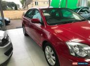 2003 Toyota Avensis 1.8 VVT-i 14 Full Service Stamps to 102k 2 keys  for Sale