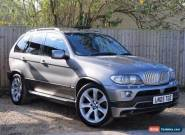 2005 BMW X5 4.8 is S 5dr for Sale
