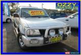 Classic 2001 Toyota Landcruiser Prado KZJ95R GXL (4x4) Silver Manual 5sp M Wagon for Sale