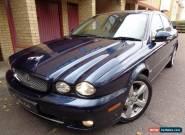 Jaguar X-Type 2.2D SE AUTOMATIC, FACE LIFT, SAT-NAV, FULL CREAM LEATHER for Sale
