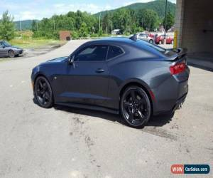 Classic 2017 Chevrolet Camaro for Sale