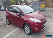 Ford Fiesta 1.25 ( 82ps ) 2010.5MY Zetec for Sale
