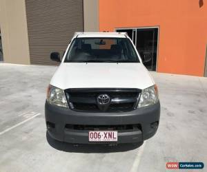 Classic TOYOTA WORKMATE 2008 ALLOY TRAY for Sale
