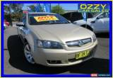 Classic 2009 Holden Commodore VE MY09.5 International Gold Automatic 4sp A Sedan for Sale