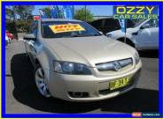 2009 Holden Commodore VE MY09.5 International Gold Automatic 4sp A Sedan for Sale
