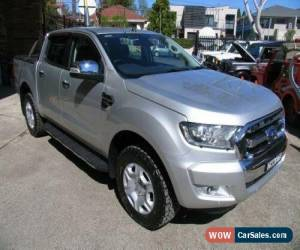 Classic 2017 Ford Ranger True Grey Automatic A Dual Cab for Sale