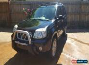 Nissan Xtrail TI Luxury 2003 for Sale