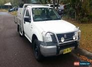 2006 Holden rodeo RA for Sale