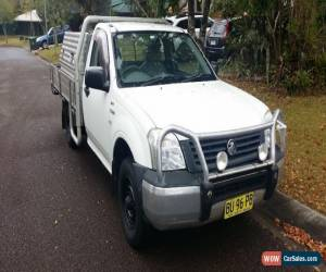 Classic 2006 Holden rodeo RA for Sale