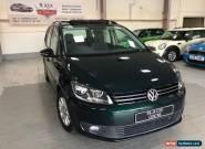 2012 Volkswagen Touran 1.6 TDI S DSG 5dr (7 Seats) for Sale