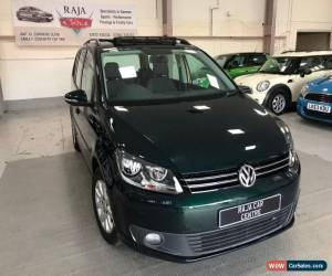 Classic 2012 Volkswagen Touran 1.6 TDI S DSG 5dr (7 Seats) for Sale