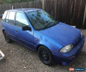 Classic SUZUKI SWIFT 4 DOOR SEDAN 1996 CHEAP AS !!!!!! for Sale